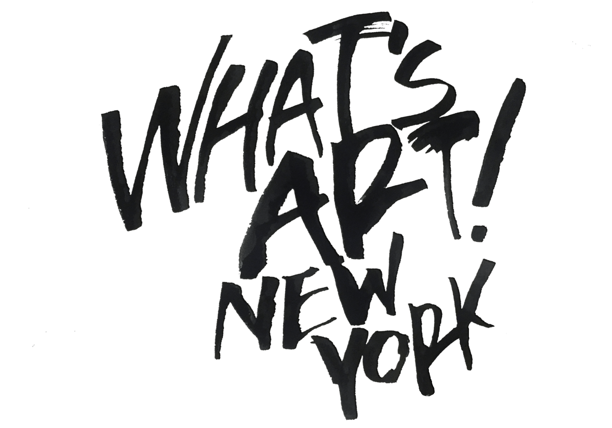 #WHATSARTNYC